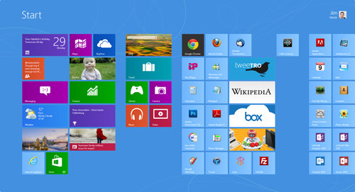 OMG Windows 8 – Tips to not go CrAzY!