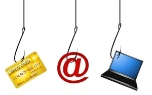 How to tell if an email is phishing for information.