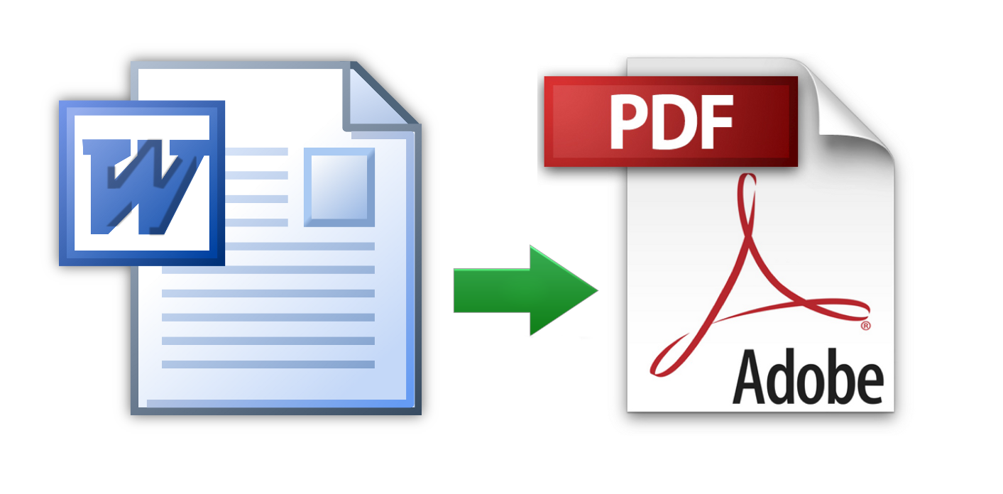 How to save a file to PDF in WORD and EXCEL 2013 - WP ...